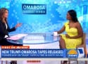 Omarosa Snaps on Today, Teases Donald Trump N-Word Tapes