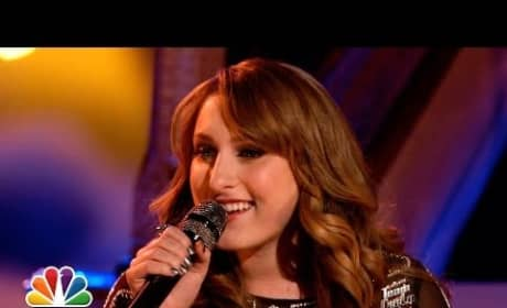 """Caroline Pennell: """"Dog Days Are Over"""" - The Voice"""