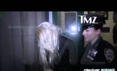 Amanda Bynes Arrest Video