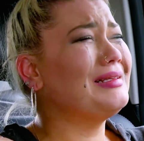 Amber Portwood Cries