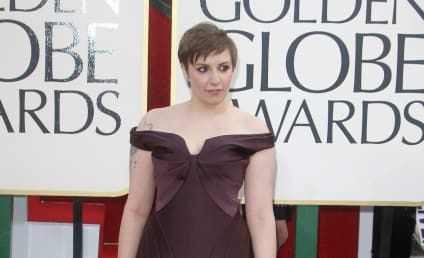 Lena Dunham on Rihanna & Chris Brown: It Cracks My Heart in Half