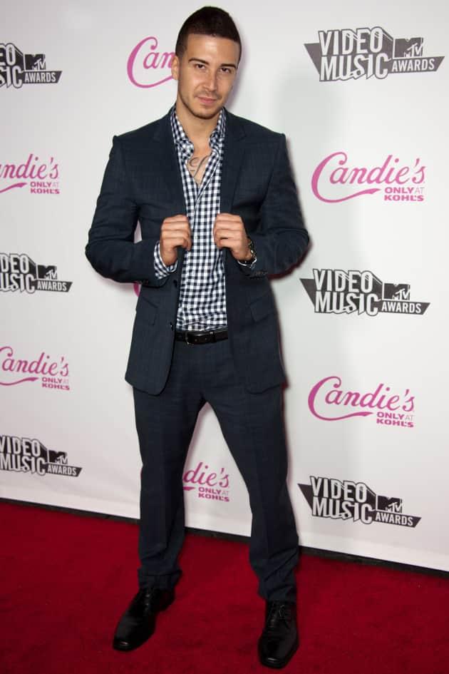 Vinny Guadagnino VMA Picture