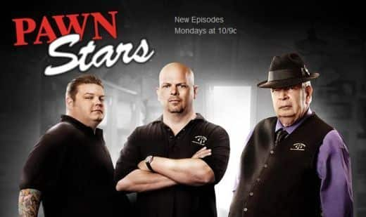Pawn Stars Cast