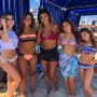 Teresa Giudice and Daughters in the Bahamas
