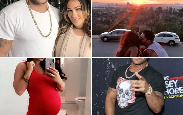 Ronnie ortiz magro and jen harley image
