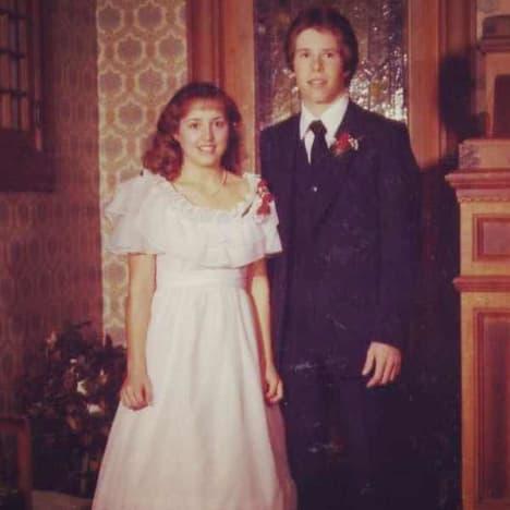Michelle and Jim Bob, 1984