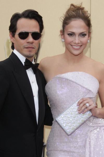 Jennifer Lopez and Marc Anthony Picture