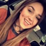 Sadie Robertson, Car Selfie