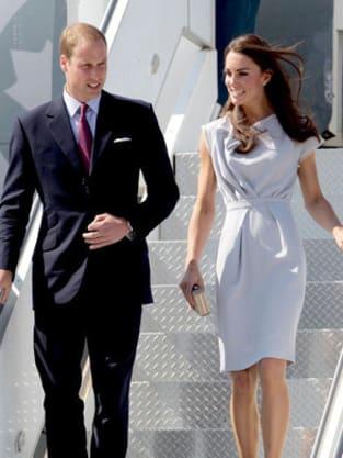The Royals Arrive!