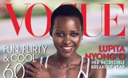 Lupita Nyong'o Vogue Cover: Unveiled! Gorgeous!