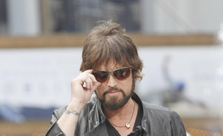 Billy Ray Cyrus Book Tour