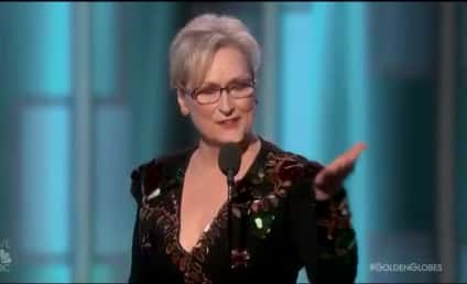 Meghan McCain Slams Meryl Streep, Gets Roasted to a Crisp By Billy Eichner