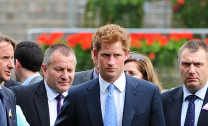 Report: Prince Harry Slept with Catherine Ommanney!