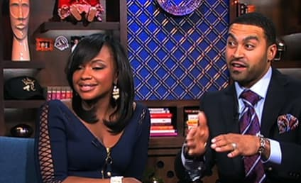 Phaedra Parks to Apollo Nida: We Are Never, Ever, EVER Getting Back Together!