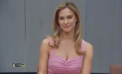 Bar Refaeli Super Bowl Ad Guy: Make-Out Session Changed My Life!