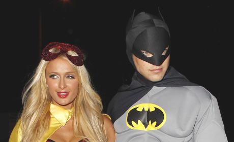 Paris Hilton Costume Halloween