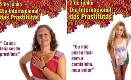Happy Prostitute Ads Pulled in Brazil