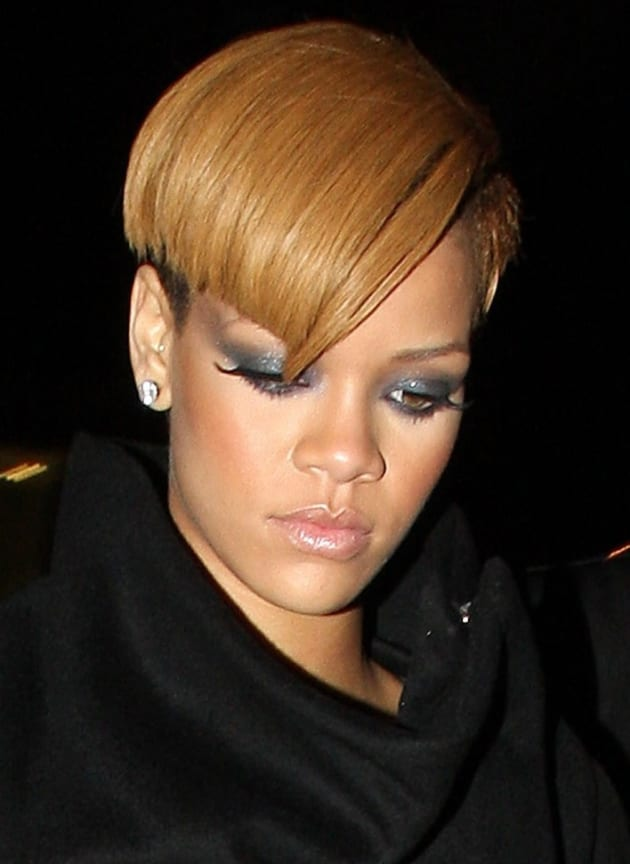 Rihanna: I Do Not Have Herpes! - The Hollywood Gossip