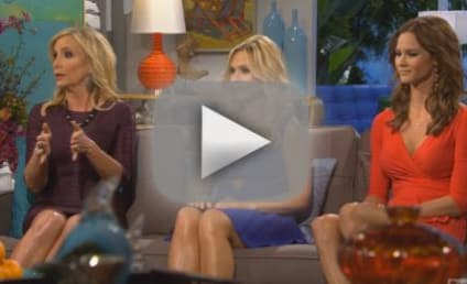 The Real Housewives of Orange County Reunion Recap: This Guy is a Filthy Piece of S--t!