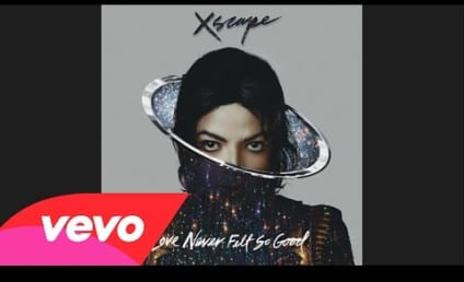 "Michael Jackson ""Love Never Felt So Good"" Single Drops at iHeartRadio Music Awards: First Listen!"