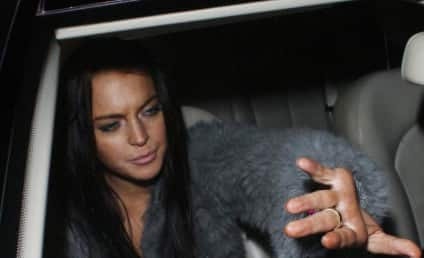 Lindsay Lohan: Under Police Watch, Axed From Film