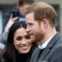 Meghan Markle with Her Prince