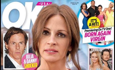 Julia Roberts Divorce!