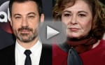 Jimmy Kimmel: Roseanne Barr Isn't Racist! She's Just Crazy!