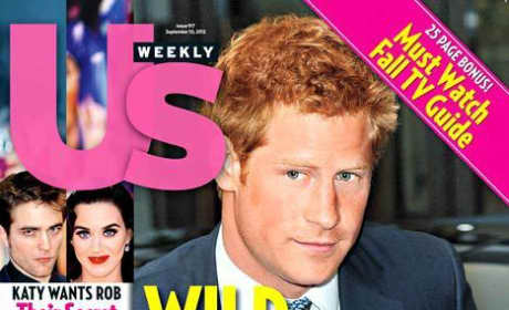 Prince Harry Cover