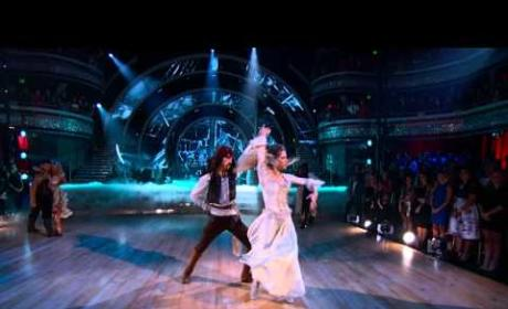 Riker & Allison - Paso Doble (Dancing with the Stars Finals)
