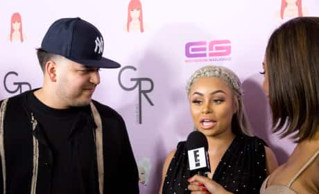 Blac Chyna Shares Rob Kardashian's Phone Number: Find Out Why!