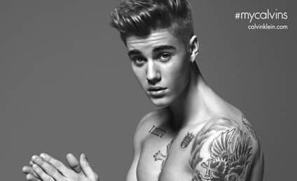 Justin Bieber Underwear Ads: Does It Get Any Hotter?!?