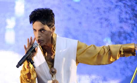 Prince: Stars React to the Death of Iconic Singer