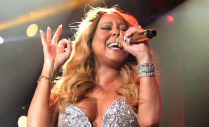 Mariah Carey on New Year's Eve Debacle: S--t Happens (and Producers Sabotaged Me)!