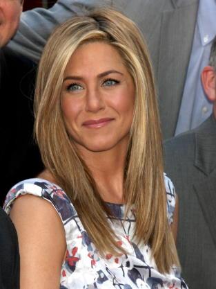 Jennifer Aniston in Hollywood