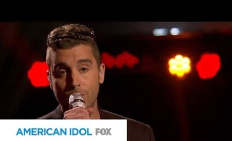 Nick Fradiani American Idol Performances