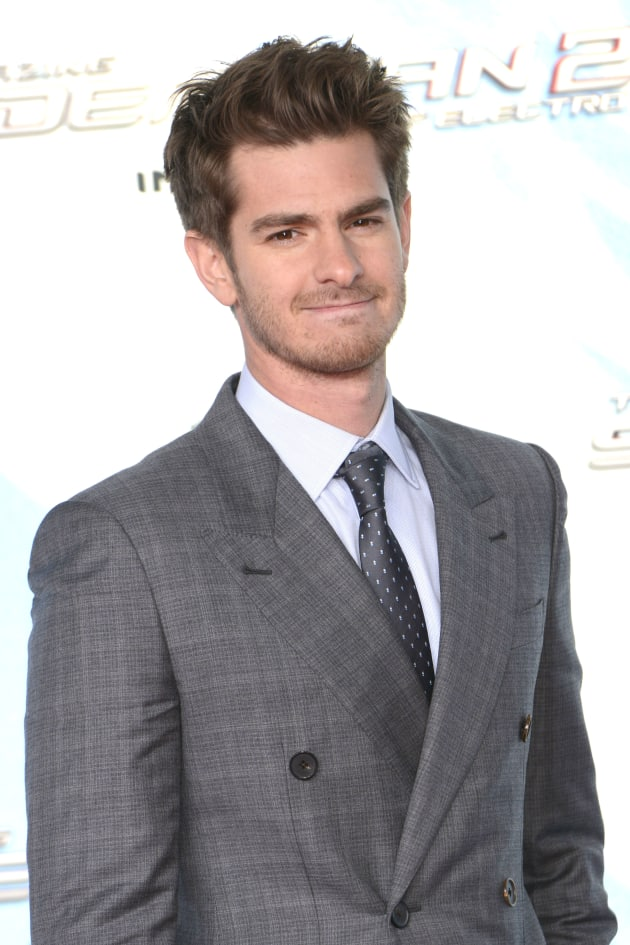 Andrew Garfield Red Carpet Pic