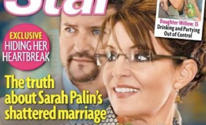 Sarah Palin Divorce Rumors Must Be Totally True