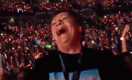 Grandmother FLIPS OUT Over Mick Jagger-Taylor Swift Duet