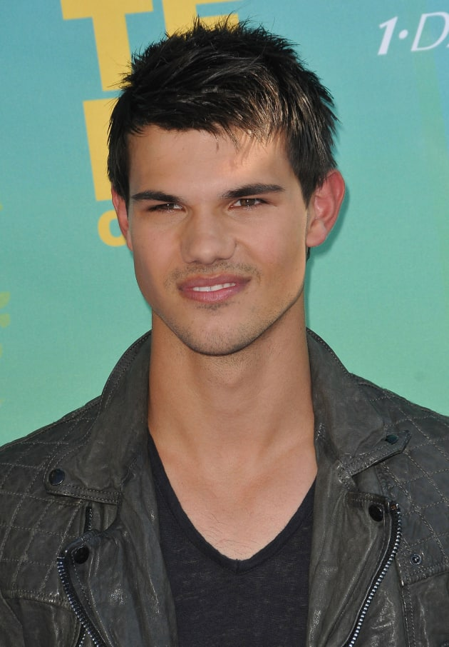 Taylor Lautner at the TCAs
