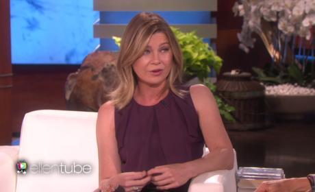 Ellen Pompeo on Grey's Anatomy: Who Needs Penises?!?
