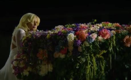 Lady Gaga - Imagine (Live at European Games)