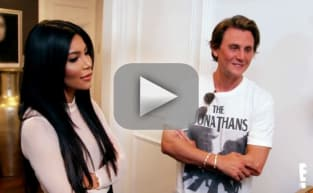 Jonathan Cheban Replaces BFF Kim Kardashian With Her Lookalike: WATCH