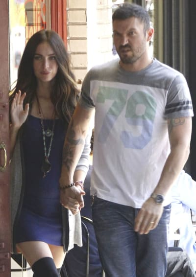 Megan Fox Baby Bump