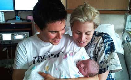 Niki Taylor and Burney Lamar Welcome Baby Boy!