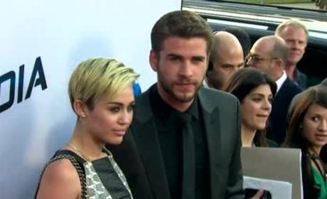 Miley Cyrus and Liam Hemsworth: The Secret Meeting