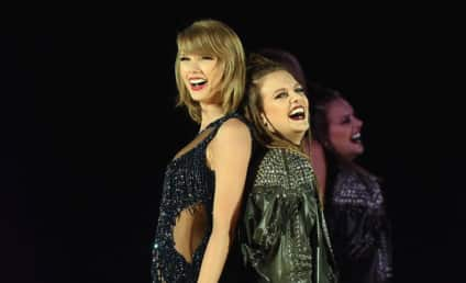 Taylor Swift Talks Body, Shakes It with Tove Lo