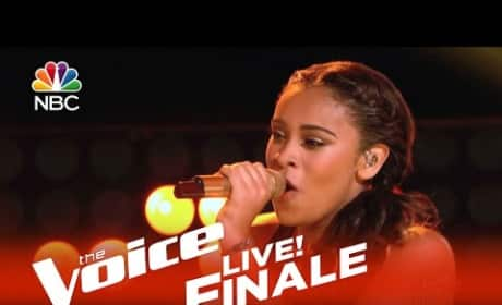 Koryn Hawthorne - Bright Fire (The Voice Finale)