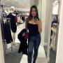 Anfisa Arkhipchenko Shops 'Til She Drops