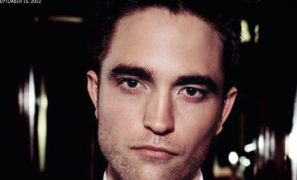 Robert Pattinson on Hitting the Gym: Let's Get Drunk Instead!